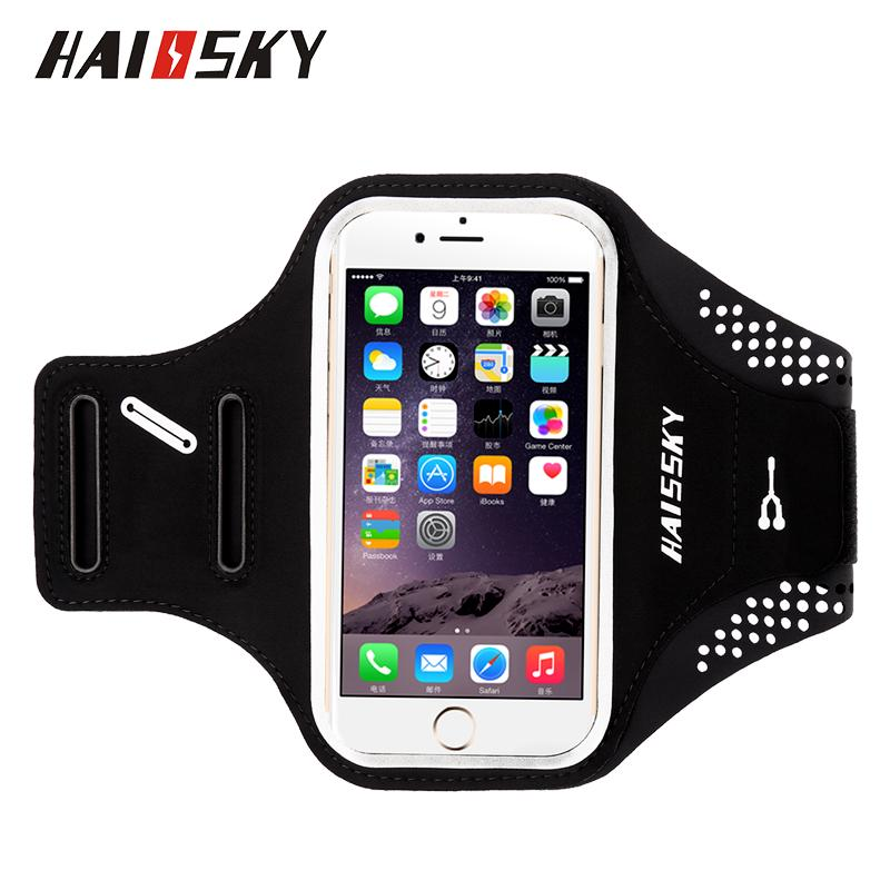 Gym Running Sports Workout Armband Phone Case Cover For Motorola Moto G6 Plus