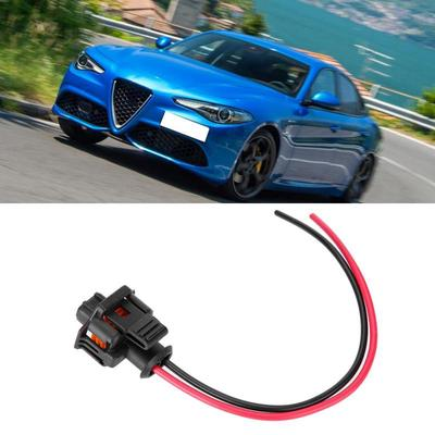 Diesel Fuel Injector Wire Cable Valve Nozzle Plug Injection Fit For Alfa Fiat