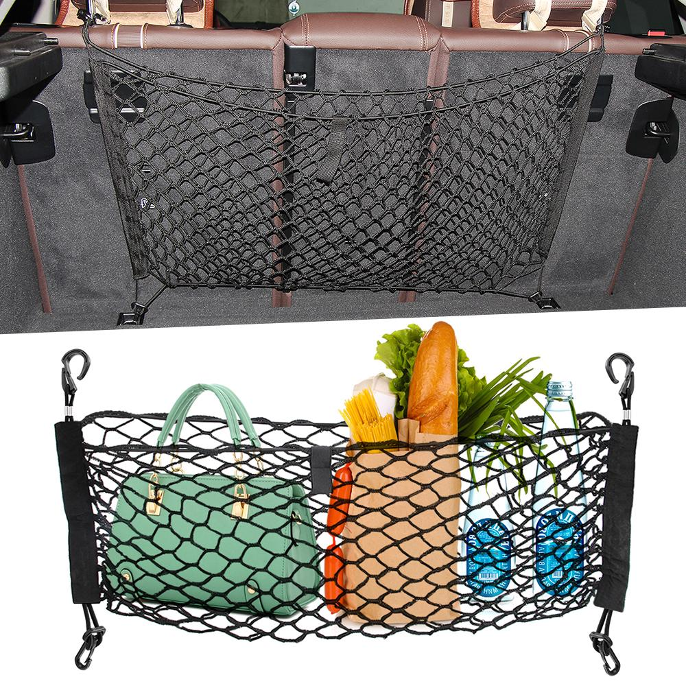 AndyGo/Ã?/Â/® Floor Trunk Cargo Net For Volvo XC60 XC90 New by AndyGo