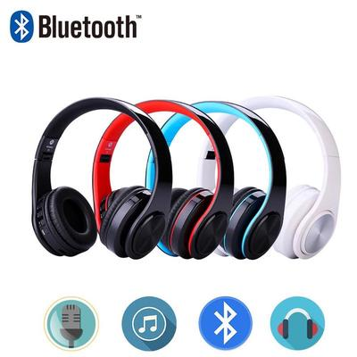 Gzdl Wireless Bluetooth 4 1 Headphones Foldable Headset Stereo Heavy Bass Earphones Buy At A Low Prices On Joom E Commerce Platform