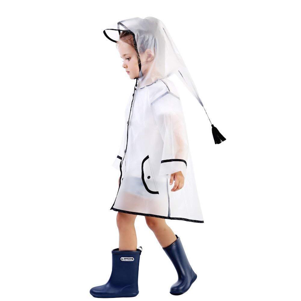 R$43.11  Crianças jaqueta Crianças Capa De Chuva Casaco Impermeável Crianças jaqueta Miúdos Dos Desenhos Animados de Animais capa de chuva Ao Ar Livre