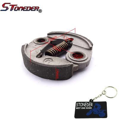 2x Chrome Brake Master Cylinder Clutch Lever For Suzuki