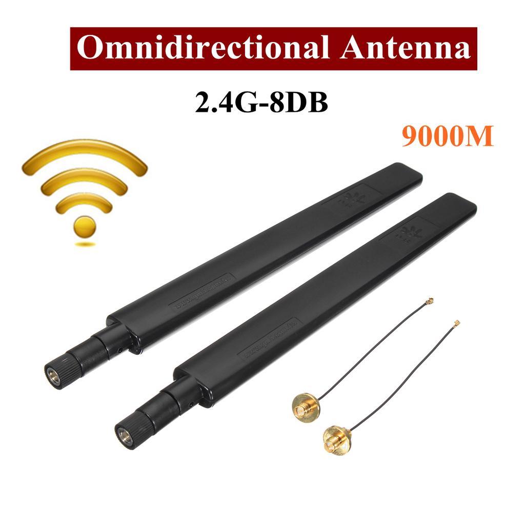 Remote Control Wifi Signal 9000m Omnidirectional Antenna Extender Booster Aksesoris Dji Phantom 3 Standard Range 1 Of 8