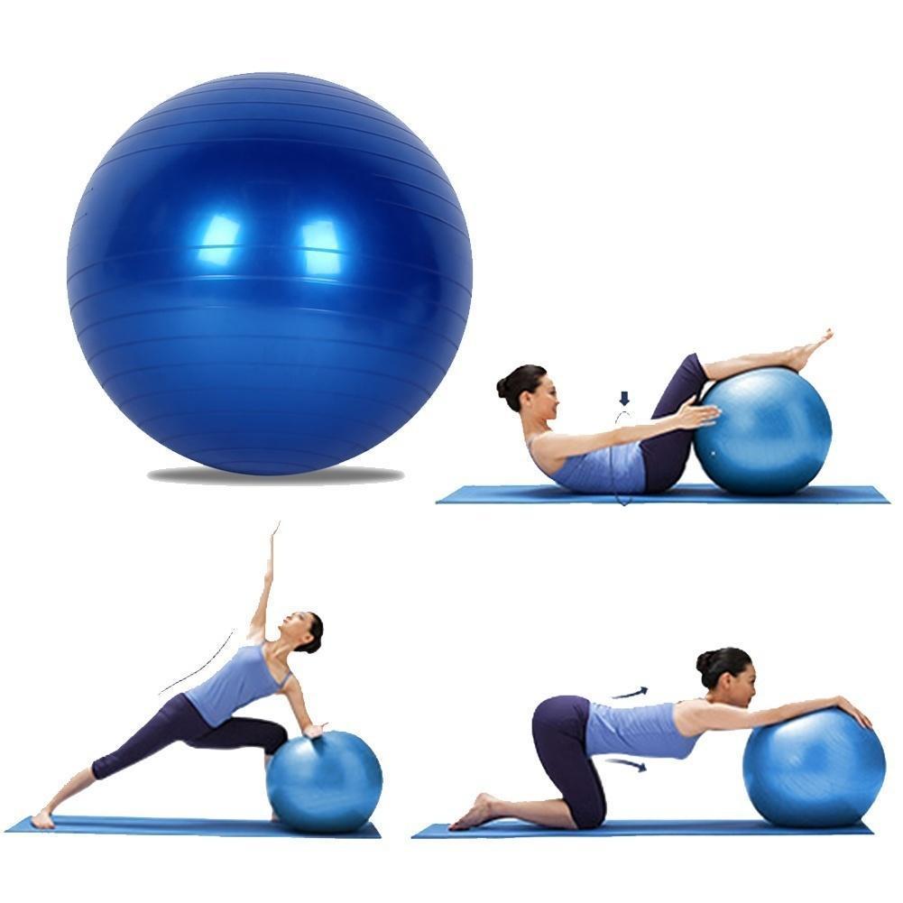 Yoga físico bola bola Fitness aparato ejercicio equilibrio bola ... c01b8b8267ba