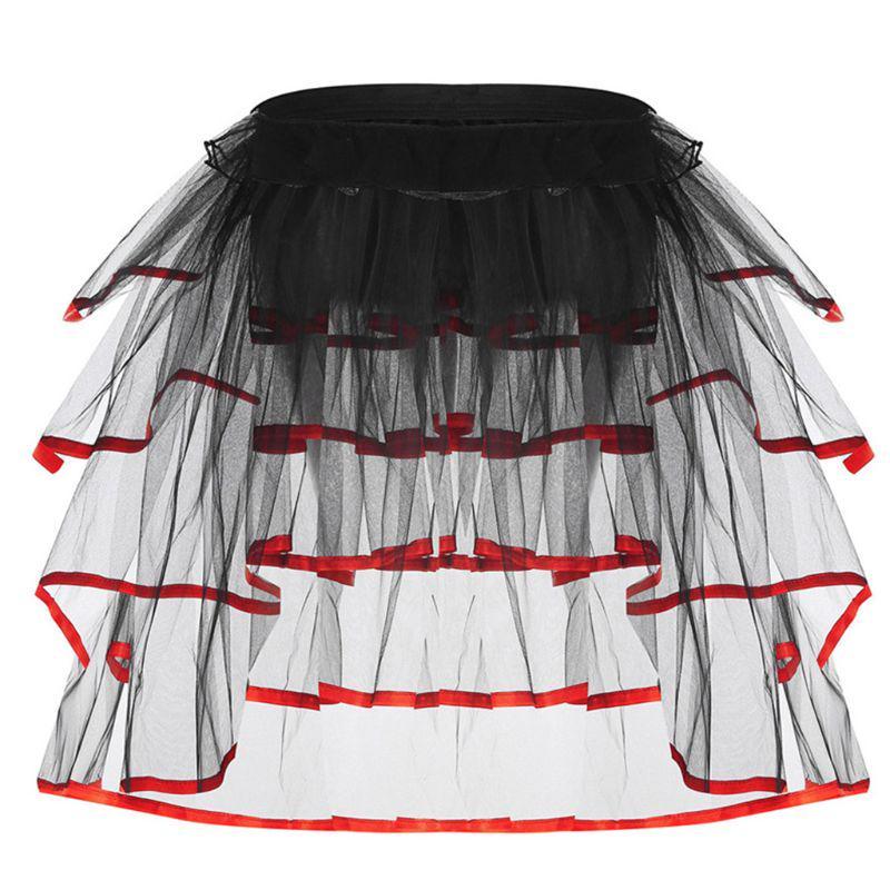 NEW DANCE Girls Ballet Bubble Dance Skirt Mesh Skirt Tulle Petticoat Tutu
