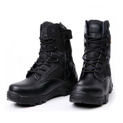 CCK US Size 7 11.5 Leather Combat Military Ankle Boots Mens GzFkN