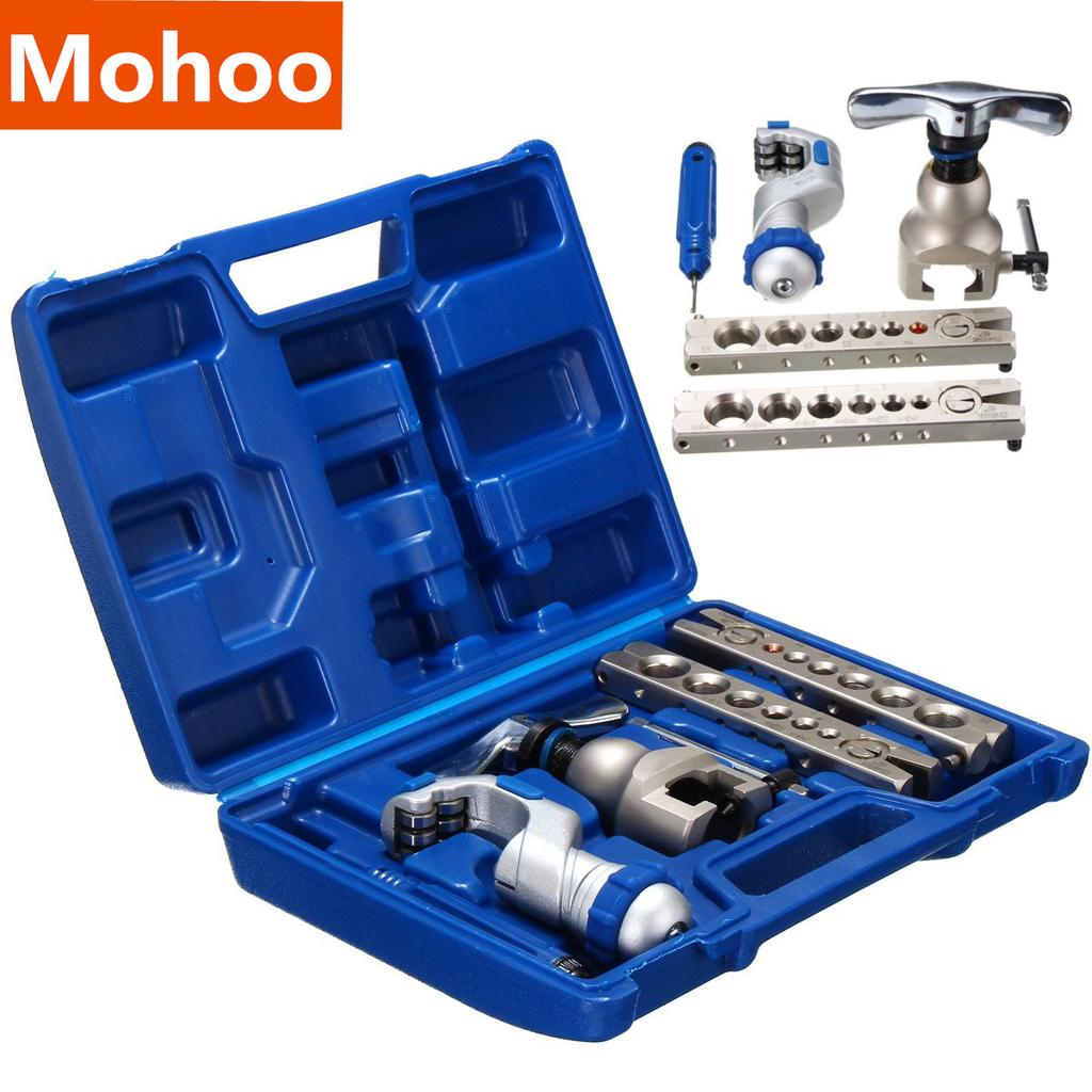 5-16mm Pipe Flaring Tool Kit Set Steel ball precise position