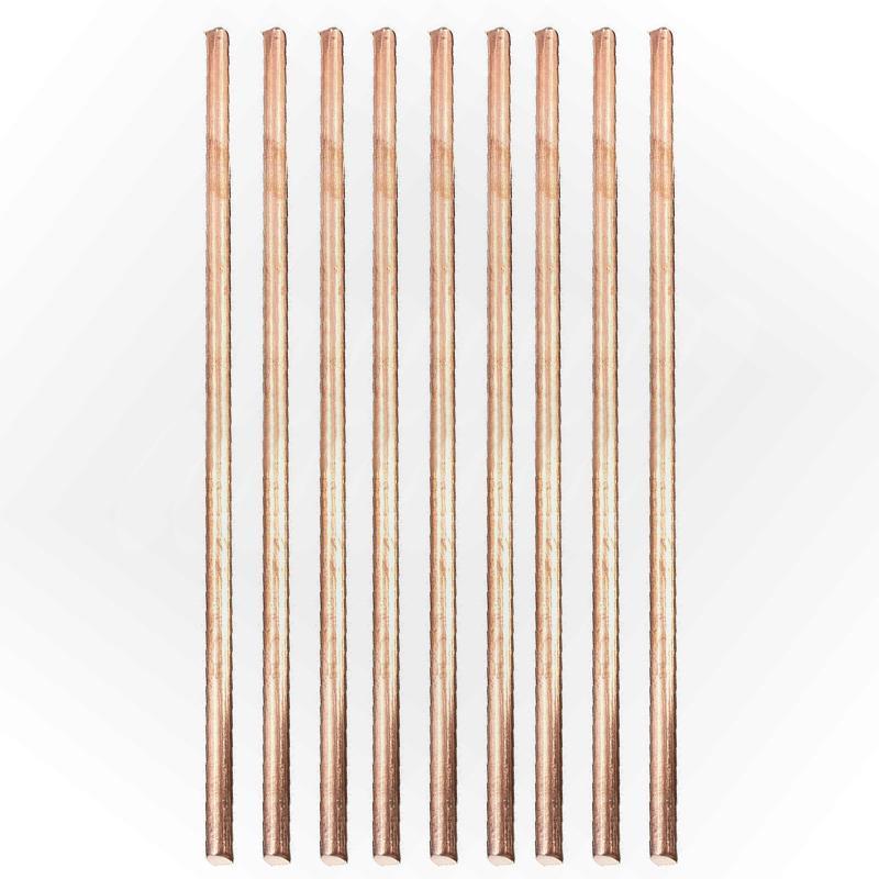 20 AWG cable de cobre puro 99.9/% de cobre Cu 0.8mm la fabricación de joyas Alambre de arte