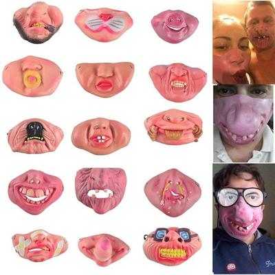Fake Pig Nose Clown Fancy Dress up Costume Props Children Party Accessories HM