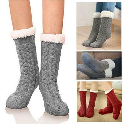 Buy cheap fuzzy christmas socks target — low prices, free shipping online  store Joom