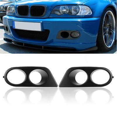 2Pcs Headlight Cap fit BMW E46 320i 323i 325i 328i 330i 1998 1999 2000 2001 2002