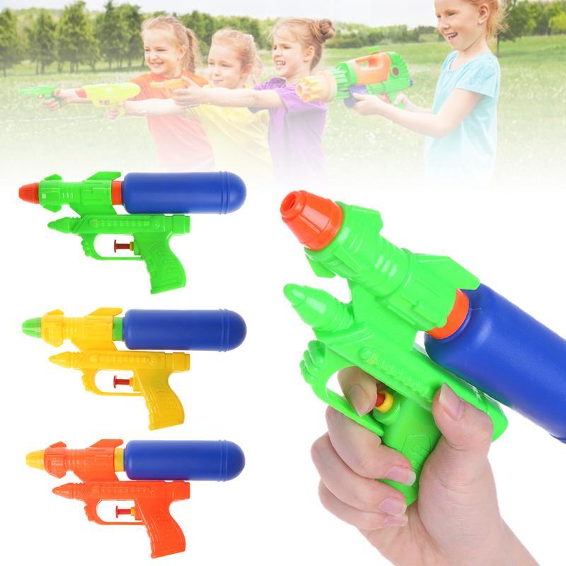 Mini Summer Children Fight Beach Kids Blaster Toys Spray Water Gun Toy PistoJKU