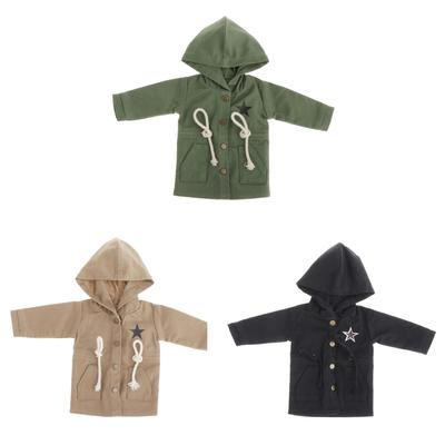 2x Casual Cat Ear Hoodie Top Sweatshirt Pants Stockings Outfit for 1//4 BJD SD