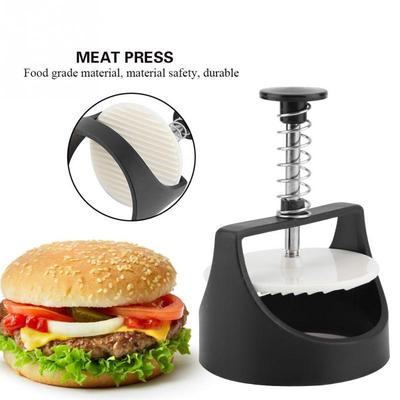 Stainless Steel Heavy Duty Hamburger Press Mold Beef Pork Patty Press Mould Maker for Home Kitchen Restaurant