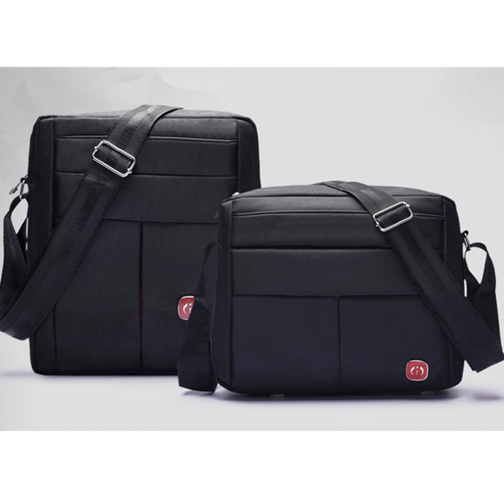72a4cfab4b34 Fashion Men Oxford Briefcase Business Shoulder Messenger Crossbody ...