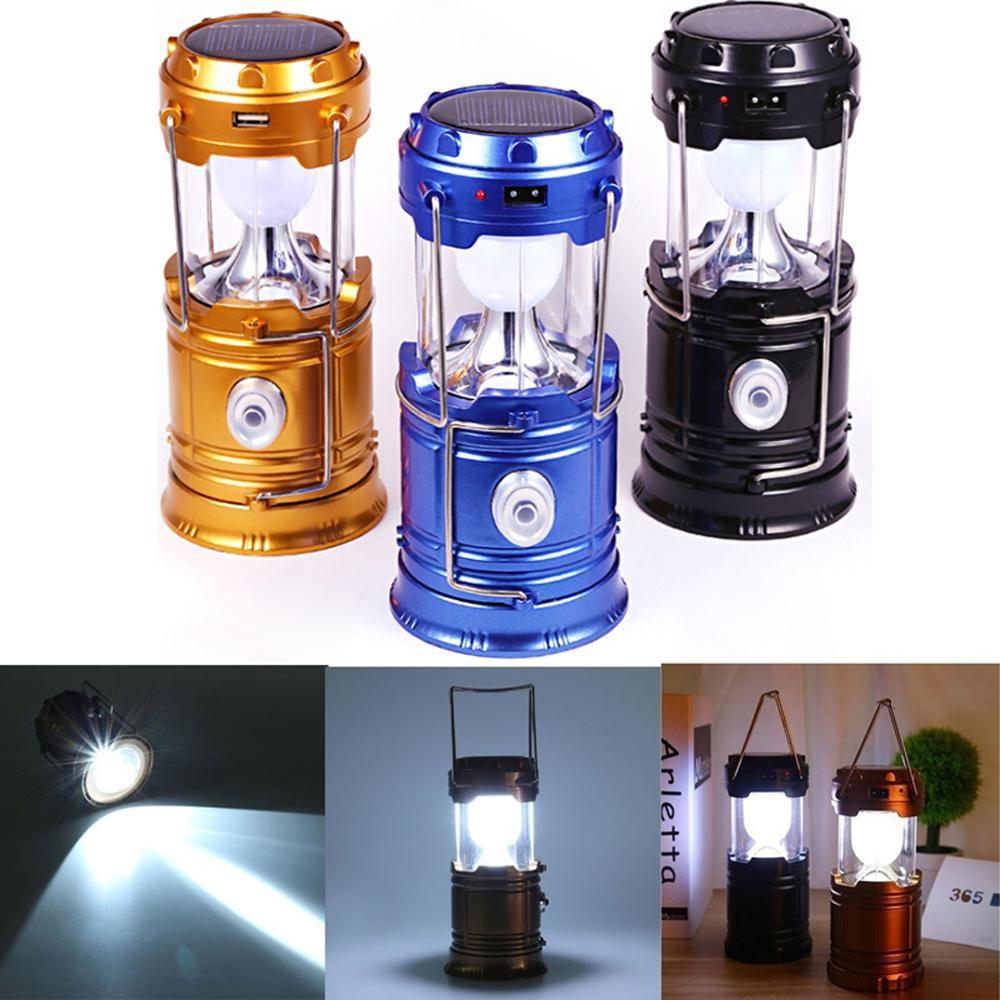 1pc Camping Light Multifunctional Portable Useful Emergency Light for Fishing