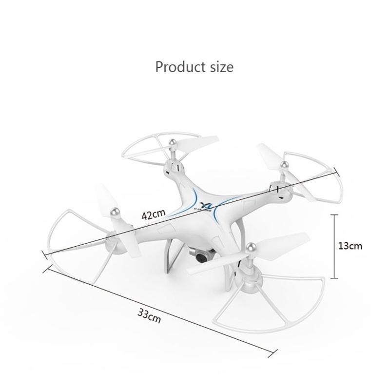 Aerial Photography Rc Drone Camera Gyro One Key Return Drone