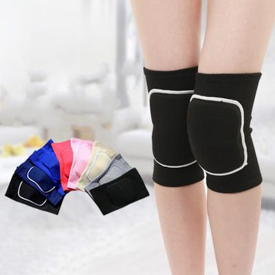 Sports Kneepad Anti-collision and Thick Sponge Kneepad for Children's Roller Skating and Dancing