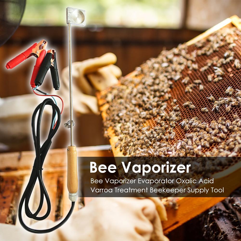 12V//150W Vaporizer Evaporator Treatment Bee Varroa Mites Beekeeping Oxalic Acid