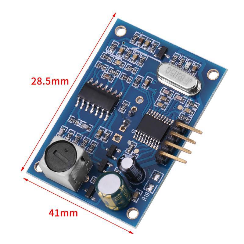 Mini waterproof JSN-SR04T//AJ-SR04M ultrasonic distance transducer tool module