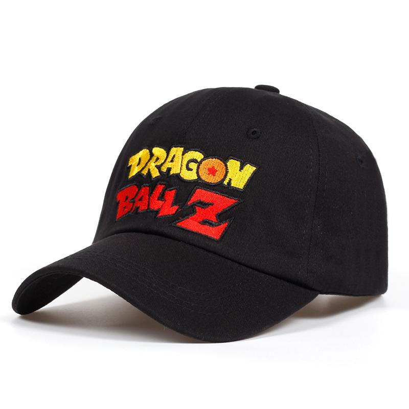 0d22c12c4da Letter Dragon Ball Z dad hat Cotton Baseball Cap For Men Women Adjustable  Hip Hop golf Cap hats -buy at a low prices on Joom e-commerce platform