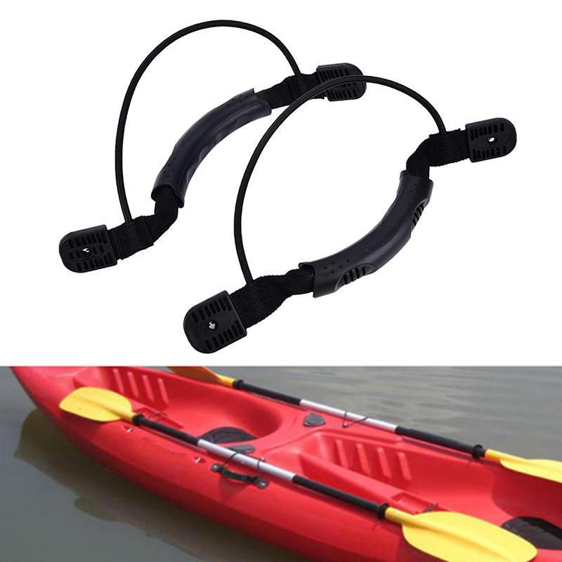 Leicht Paddel Leine Seil Leash Angelrute Lein Zubehör Haken für Kanu Kajak Boot Ruder- & Paddelboote