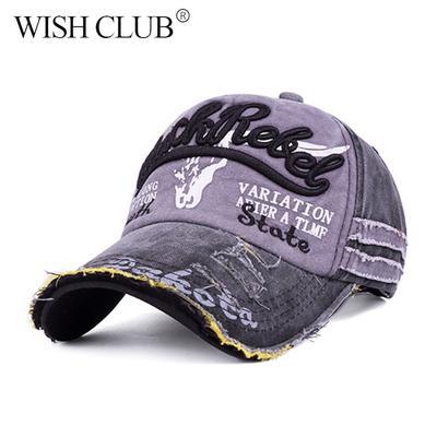 15873361ccefa Men s Baseball Cap Ms. Snapback Hat Men s Fashion Vintage Hat Gorras Letter  Cotton ...