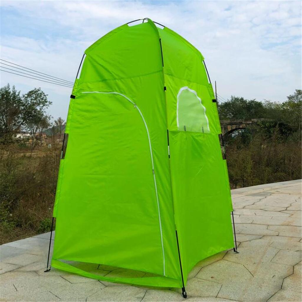 Portable Up Changing Tent Toilet, Outdoor Shower Enclosure Camping