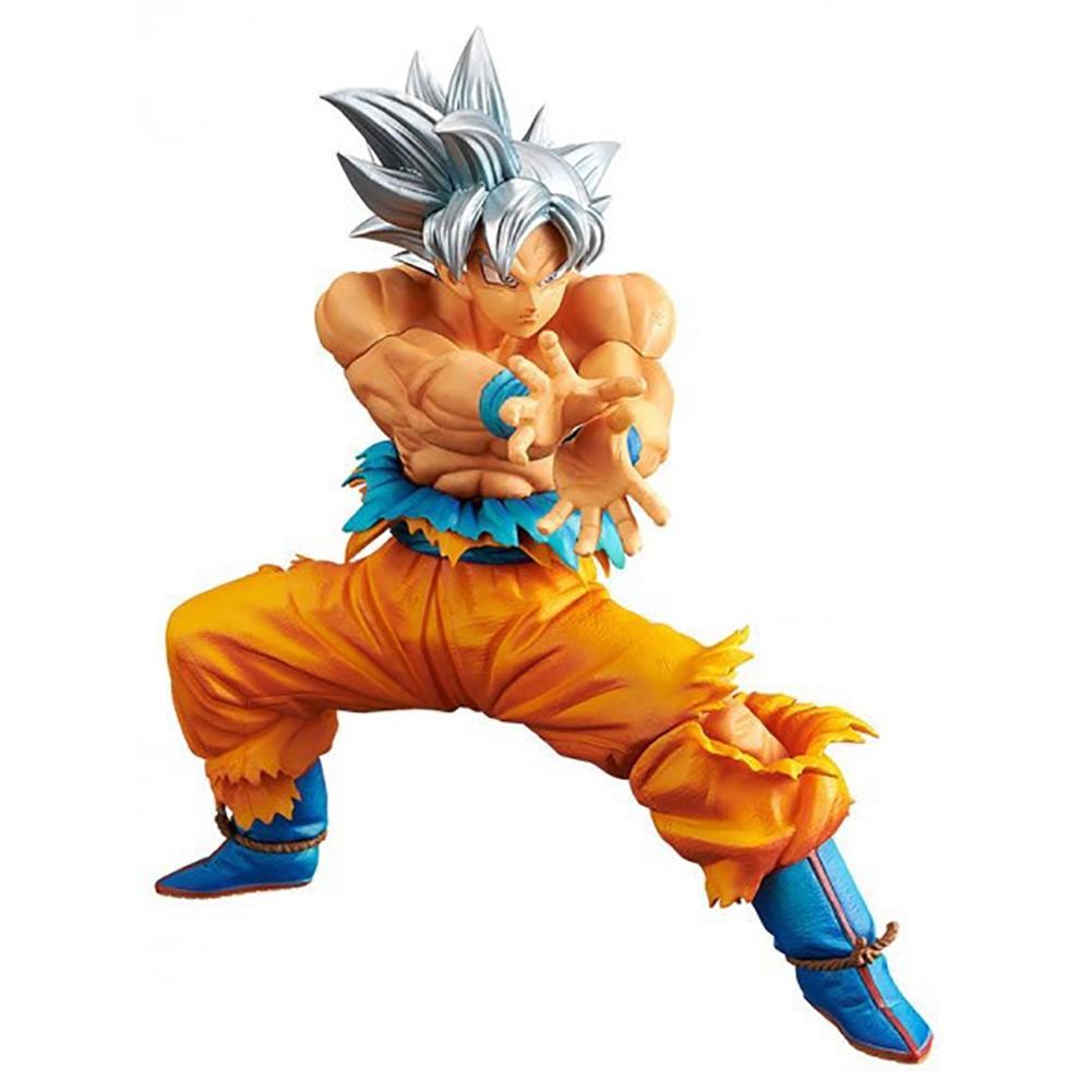 100/% Authentic!! Dragon Ball Super The Super Warriors Ultra Instinct Son Gokou