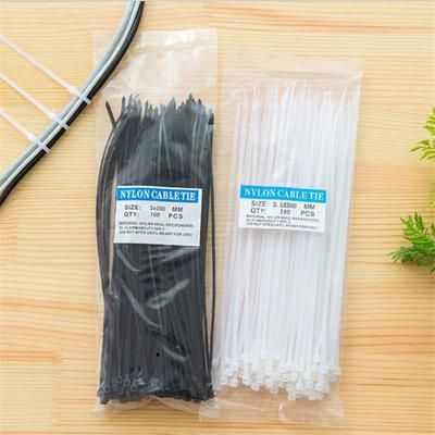 3*120mm sign cable tie M Plastic cable tie  tag tied  100pcs