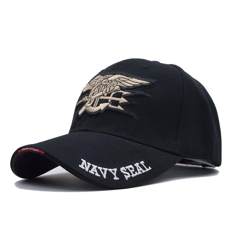 High Quality Mens US NAVY Baseball Cap Navy Seals Cap Tactical Army ... 1a37f469e45