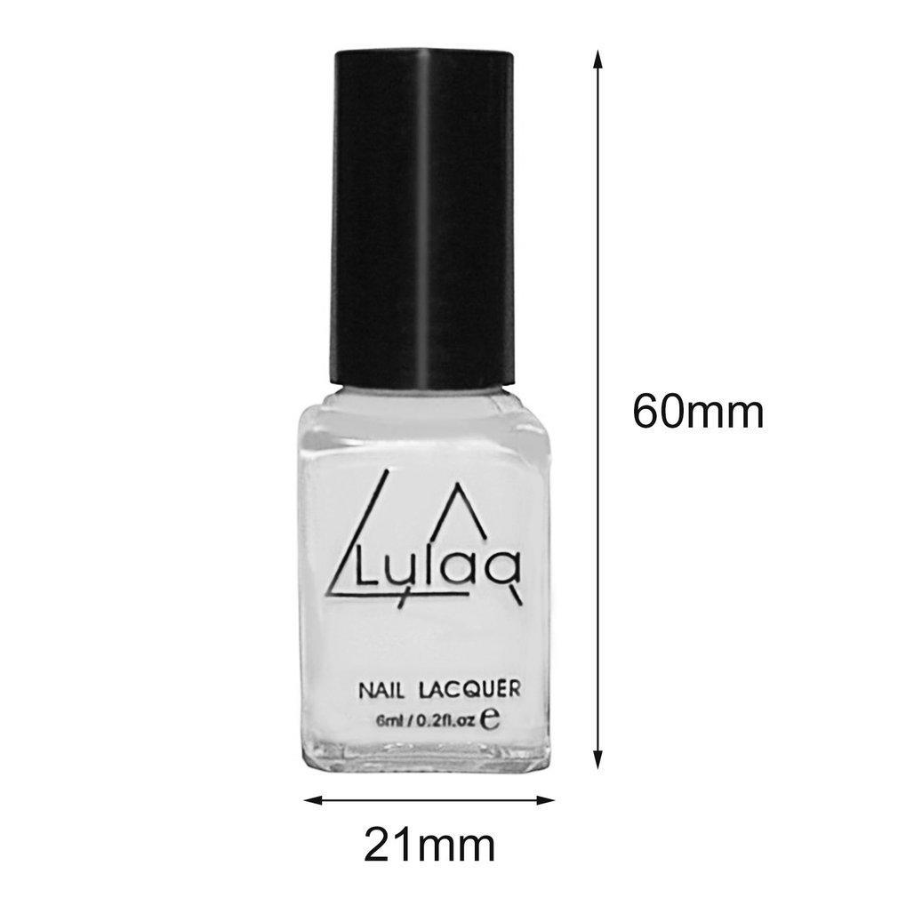 LULAA BRAND Manicure Skin Care Cream Tearing Peel Off Nail Glue ...