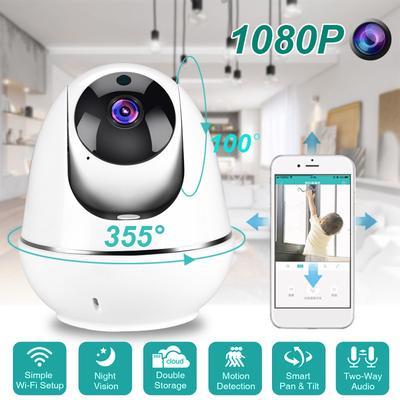 DAYTECH WiFi IP Camera Security CCTV Monitor Wireless Mini Cam P2P