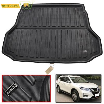 Exterior Accessories Adroit For Toyota Rav4 Boot Mat Rear Trunk Liner Cargo Floor Tray Carpet Mud Kick Protector 2016 2017 2018 Accessories