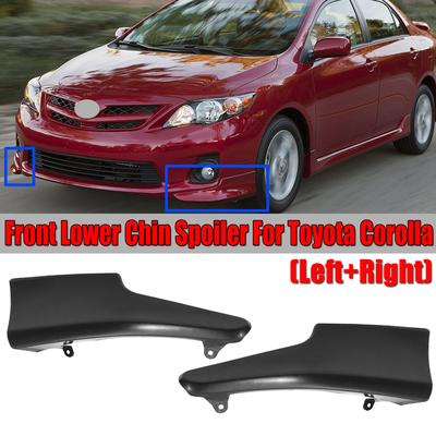 For Toyota Corolla 2009-2010 Door Weatherstripping 4PC Open Rubber Stripping