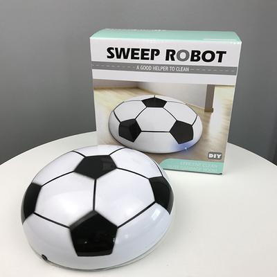 Football Intelligent Robotic Vacuum Cleaner Automatic Mini