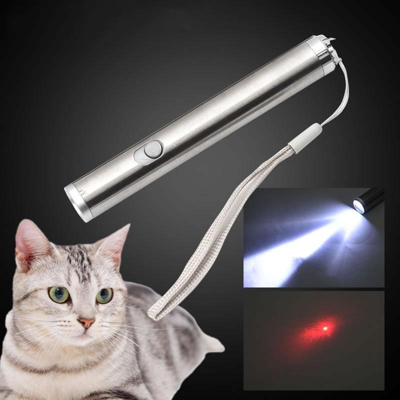 3 in1 Mini-Multifunktions-USB-wiederaufladbare LED-UV-Taschenlampe Stift