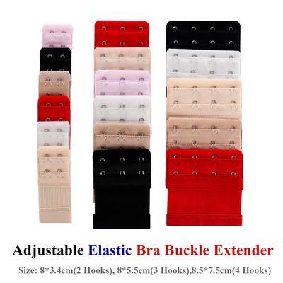 147c2f30eaec7 Fashion Underwear Women Adjustable Extension Brassiere Strap Bra Extender  Hook Bra Buckle