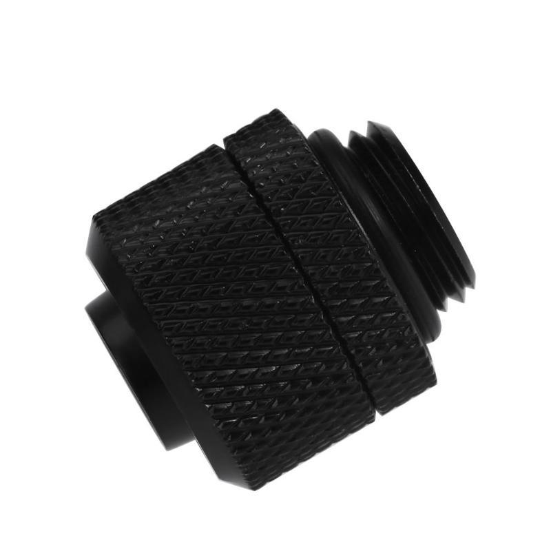 G1//4 External Thread Fitting Adapter for 9.5X12.7mm Soft Tube PC Water Cooling