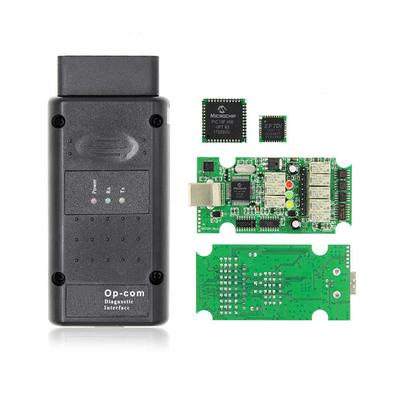Obd2 Obd Opcom V1 78 With Pic18F458 Op-Com For Op-El Op Com