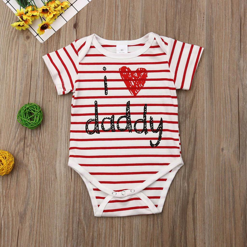 UK unisex Jumpsuit 3Pcs Bodysuit Newborn Baby Playsuit Romper Set strappy Outfit