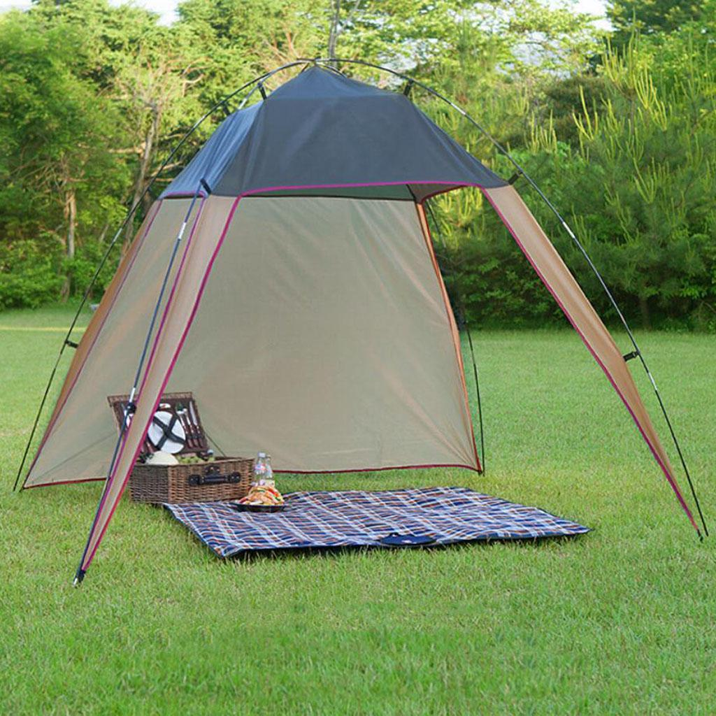 Outdoors Canopy for Fishing Camping Travel,Beach Shelter Sun Shade Tent