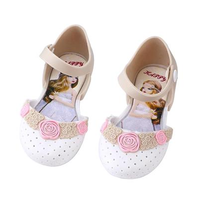 e3c9f8c9f Niñas zapatos niños sandalias princesa fiesta zapatos de vestido de los  niños de dibujos animados patrón