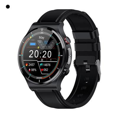 New Smart Watch Real-time Body Temperature ECG Heart Rate Monitoring Information Push Bluetooth Sports Gifts Preferred