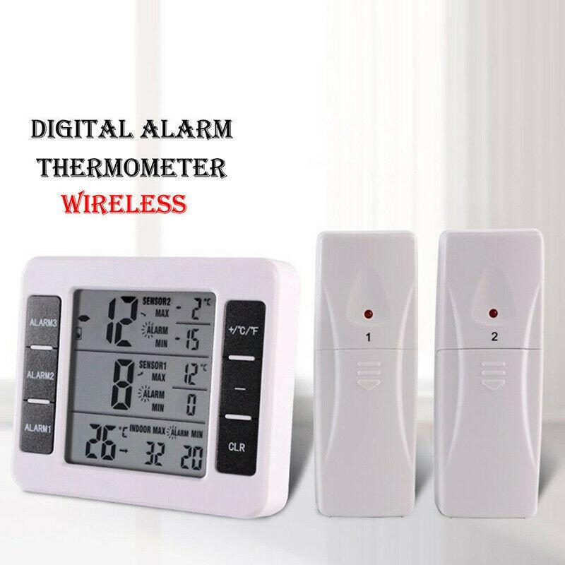 digital freezer thermometer wireless
