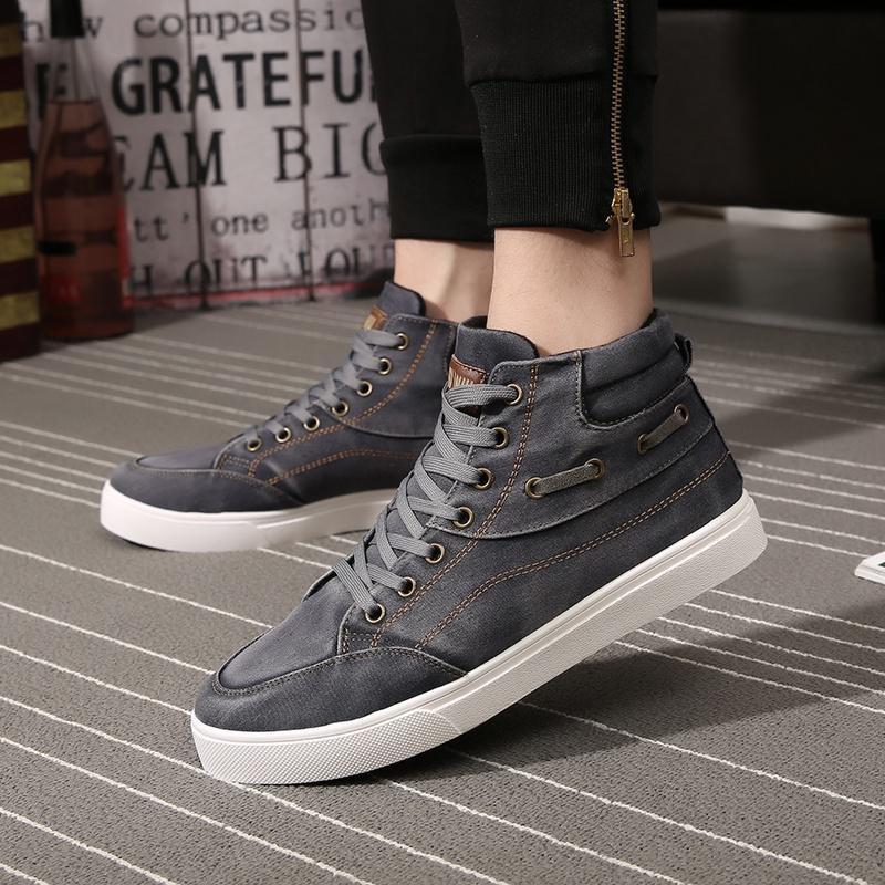 Chaussures pois jeunes-Chaussures de sport pour hommes -Pied chaussures de conduite-Respirants chaussures d'Angleterre... 81PY82a
