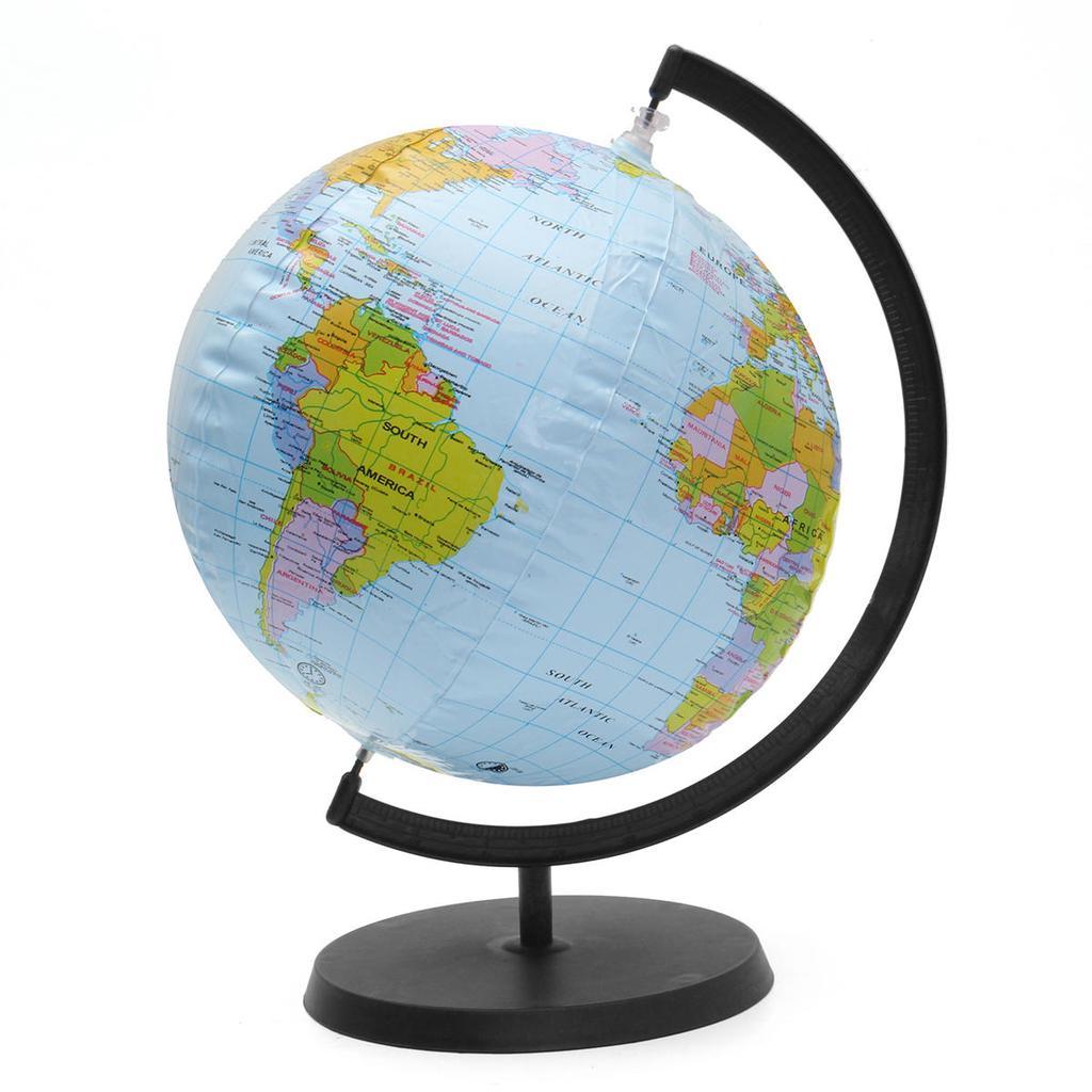 Office & School Supplies Teaching Resources 30 Cm Aufblasbare Globus Welt Erde Ozean Karte Ball Geographie Lernen Pädagogisches Strand Ball Kinder Büro Dekoration