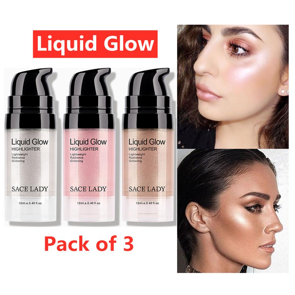 Sace Lady Liquid Highlighter Makeup