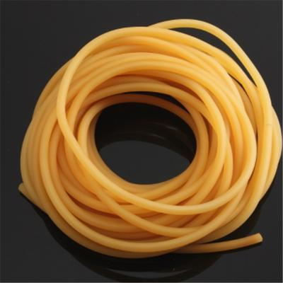 1 Meter Long Outdoor Rubber Slingshot Hunting Latex Tube Rubber Band Sling Accessories