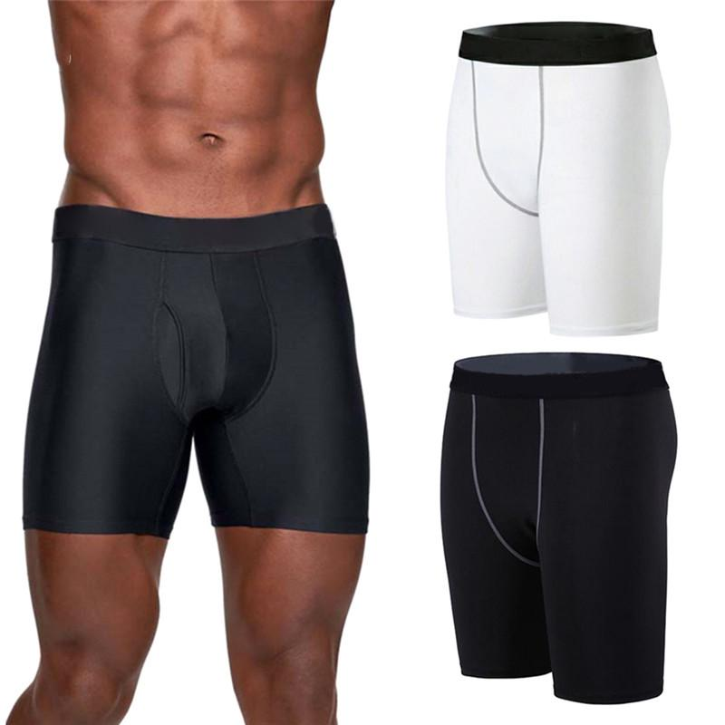 Men/'s Sports Compression Under Base Shorts Pants Quick Dry Athletic Tights